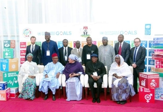 UNDSG and Development Partners at the Kaduna State SDGs Conference