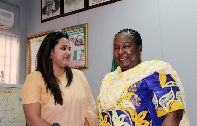 Mrs. Ifeoma Nkiruka Anagbobu and Ms. Jayathma Wickramanayake examined the challenges in advancing youth priorities in Nigeria.